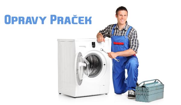 Opravy a prodej praček