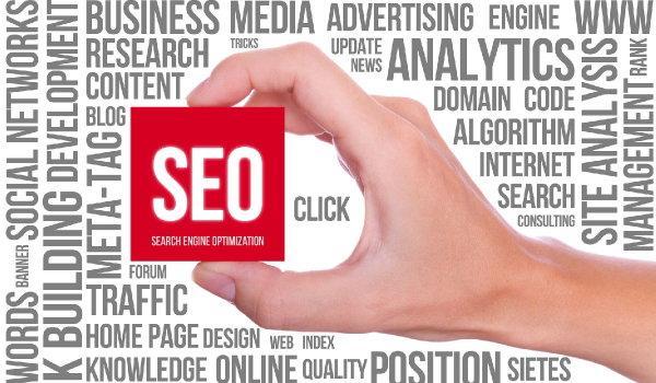 Optimalizace webových stránek pro vyhledávače (SEO) zlepší viditelnost webu na internetu